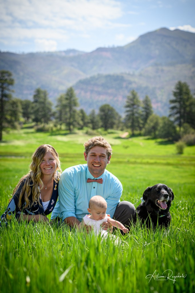 Durango Family Photography of the Mace Family