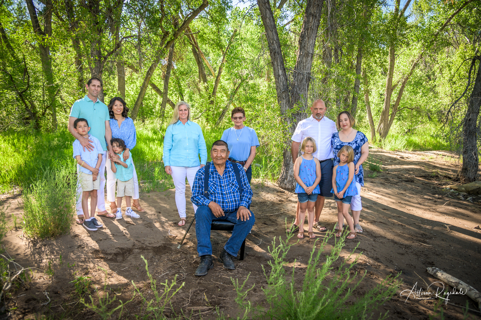 Kathy & Co. Family Pictures