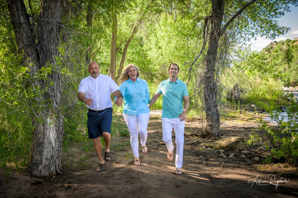 Cute family photos, Kathy & Co. in Durango