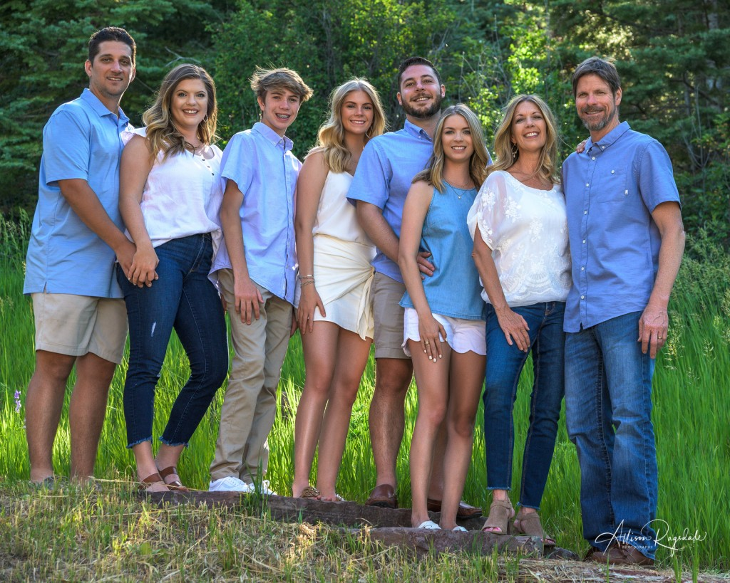 Durango family portraits, The McKeown Family