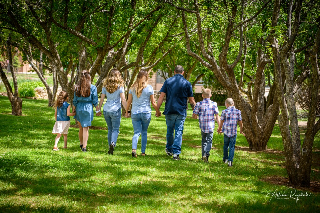 Family Photography in Durango, The Mestas Family