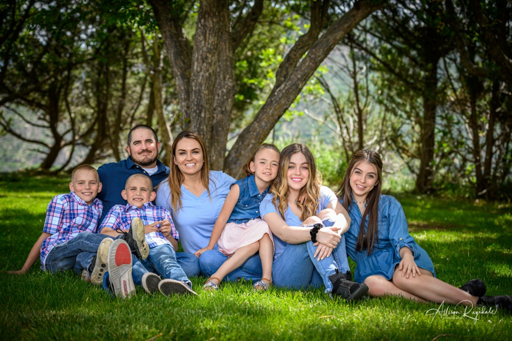 Durango family pictures, The Mestas Family