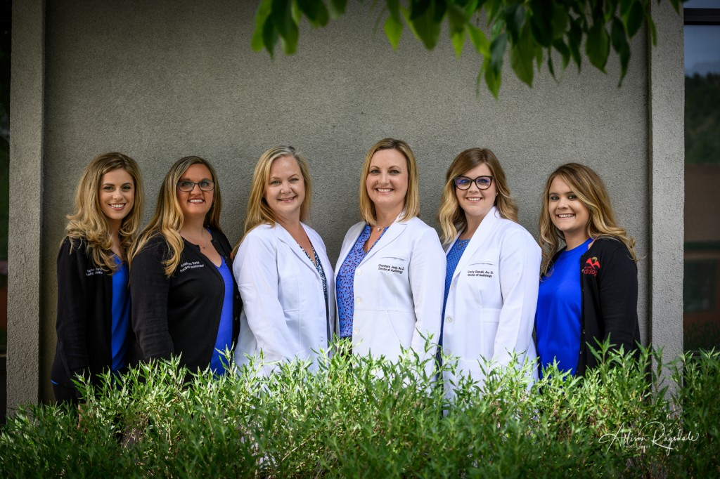 Professional Headshots in Durango Colorado, Animas Valley Audiology