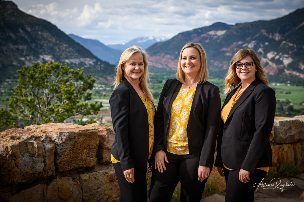 Headshot photography in Durango, Animas Valley Audiology