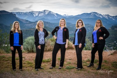 Durango Outdoor headshots for Animas Valley Audiology