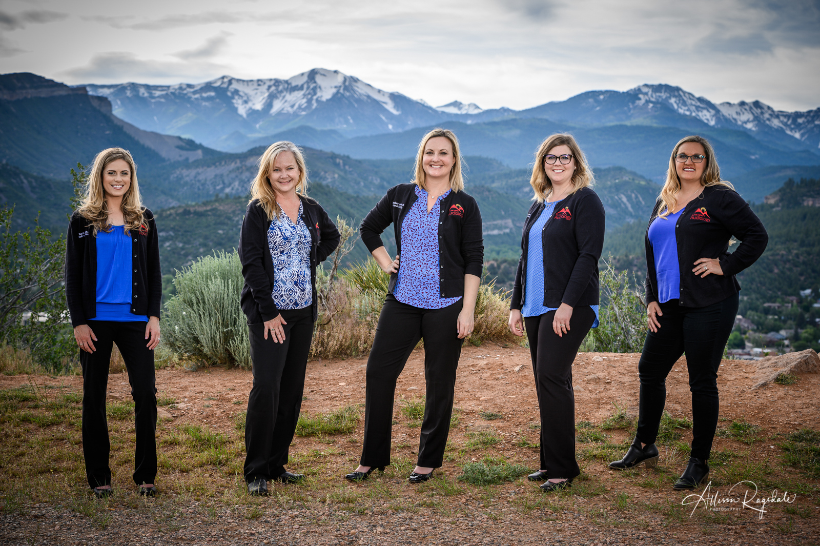 Animas Valley Audiology Headshots