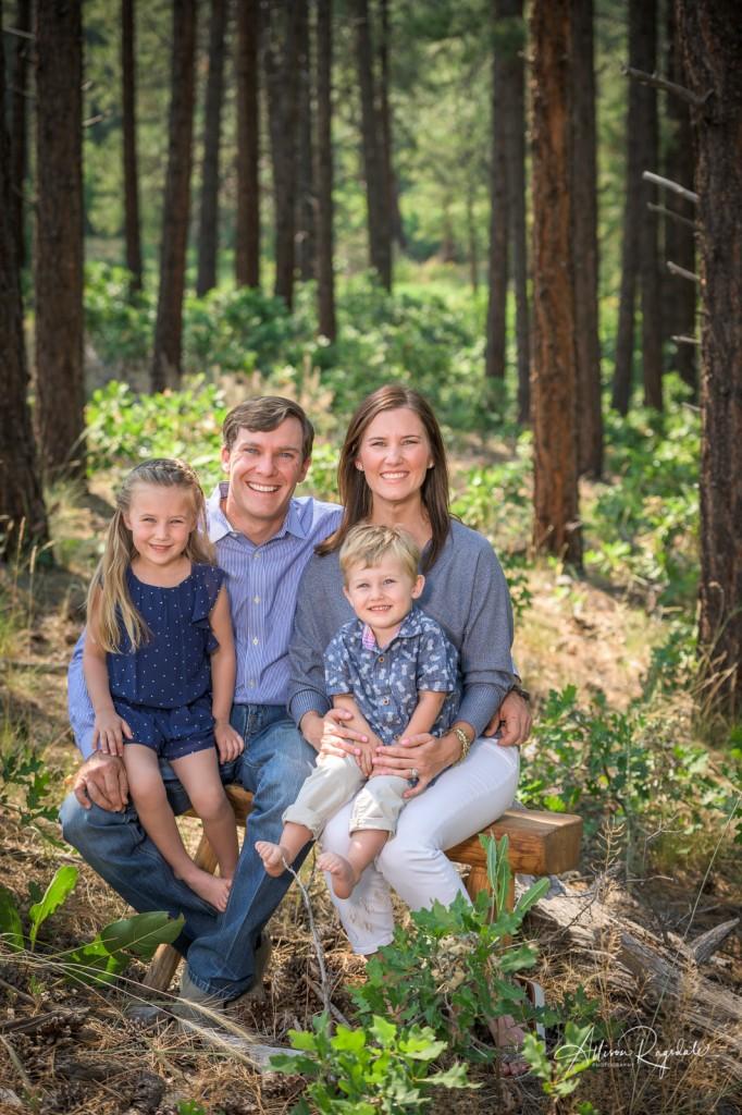 Durango family photography, The Fisher Family