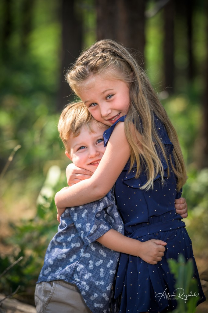 Adorable sibling photos, The Fisher Family in Durango
