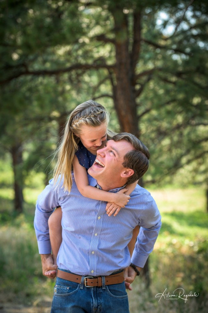 Professional family photography in Durango, The Fisher Family Portraits