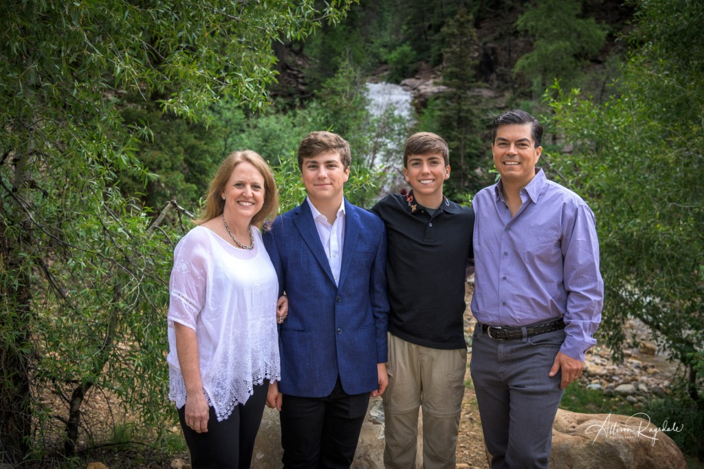Family pictures in durango colorado, Jesse Barba's Senior Shoot