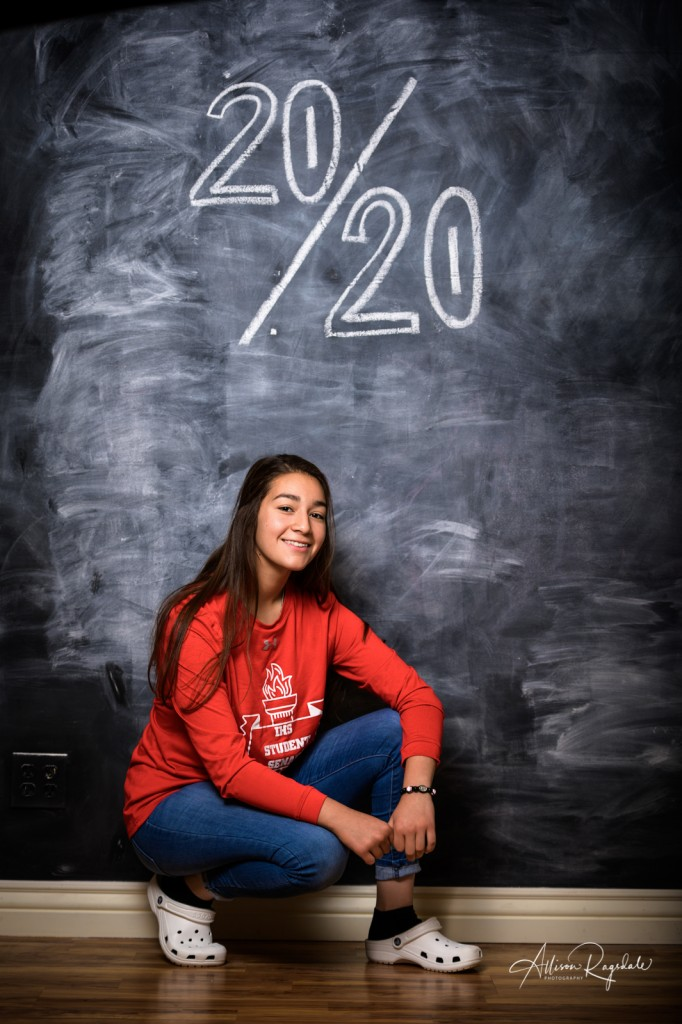 Class of 2020 Senior Pictures for Outstanding Students