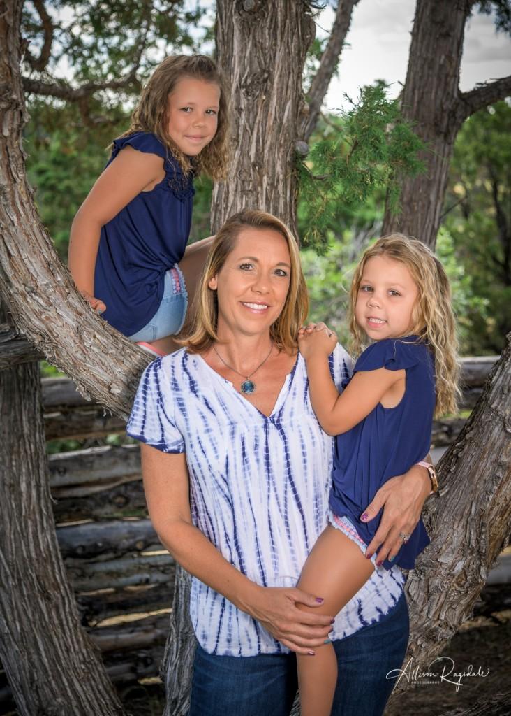 Cool family photos in Durango