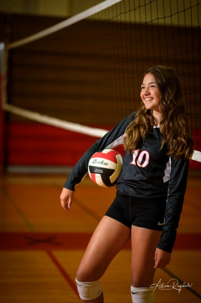 Outstanding Students 2020, Millie O'Ketter's Senior Pictures