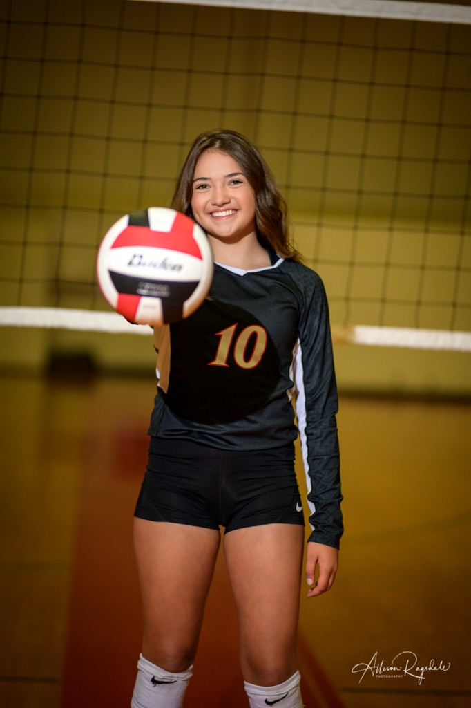 Cool senior volleyball pictures, Durango Colorado