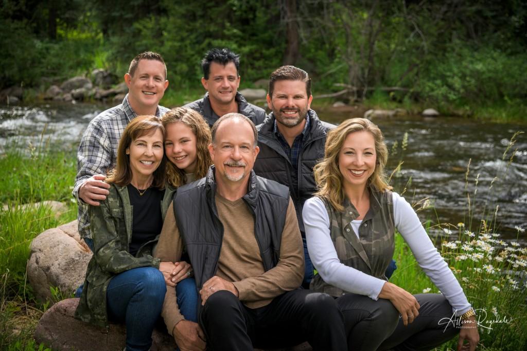 Family photography in Durango, Colorado