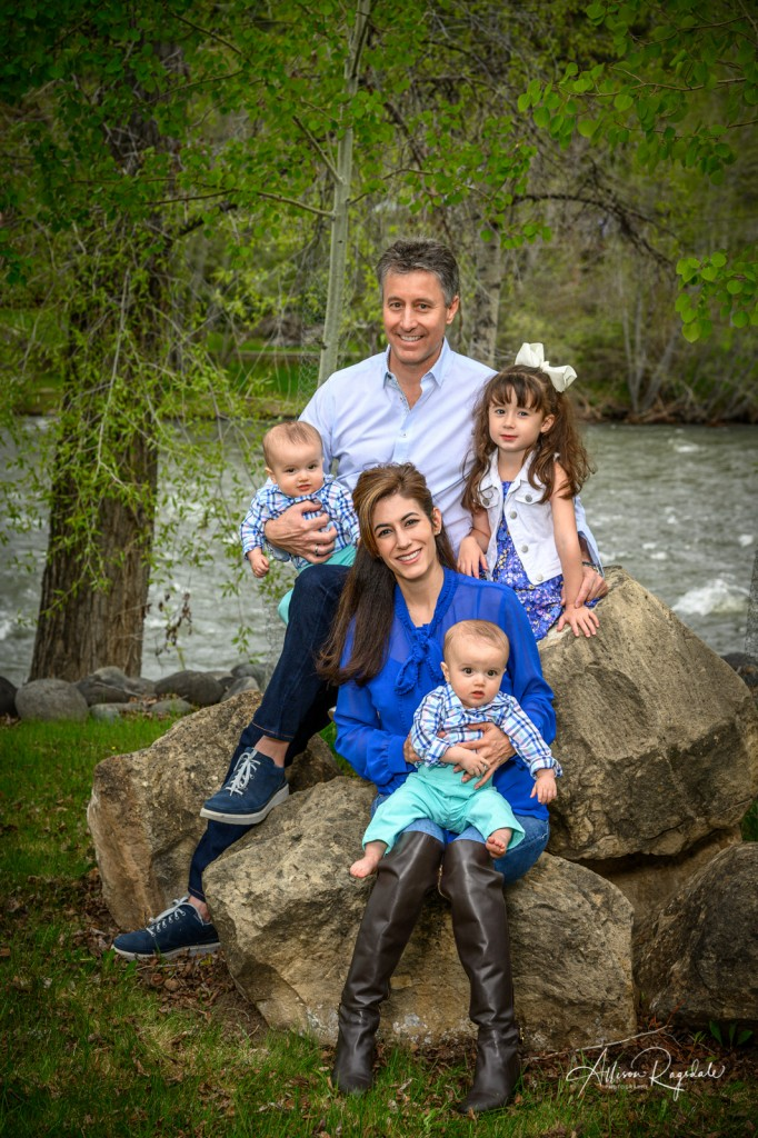 Family photography in Durango