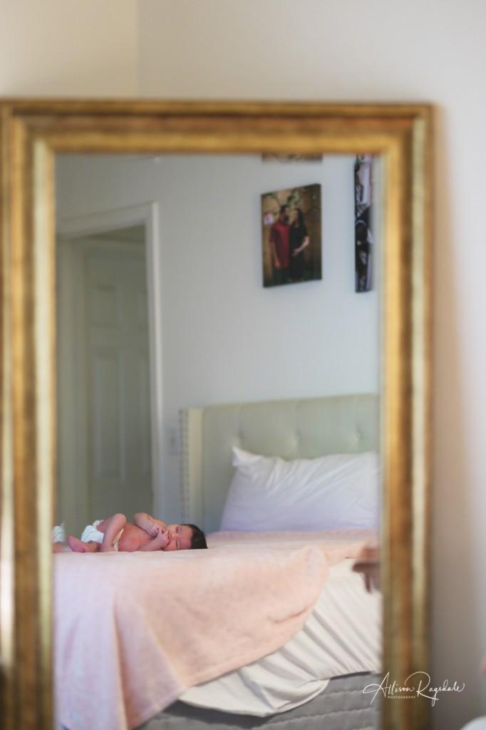 Adorable newborn photos