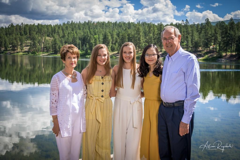 Beautiful family photos in Durango
