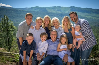 Entire family pictures by profesional
