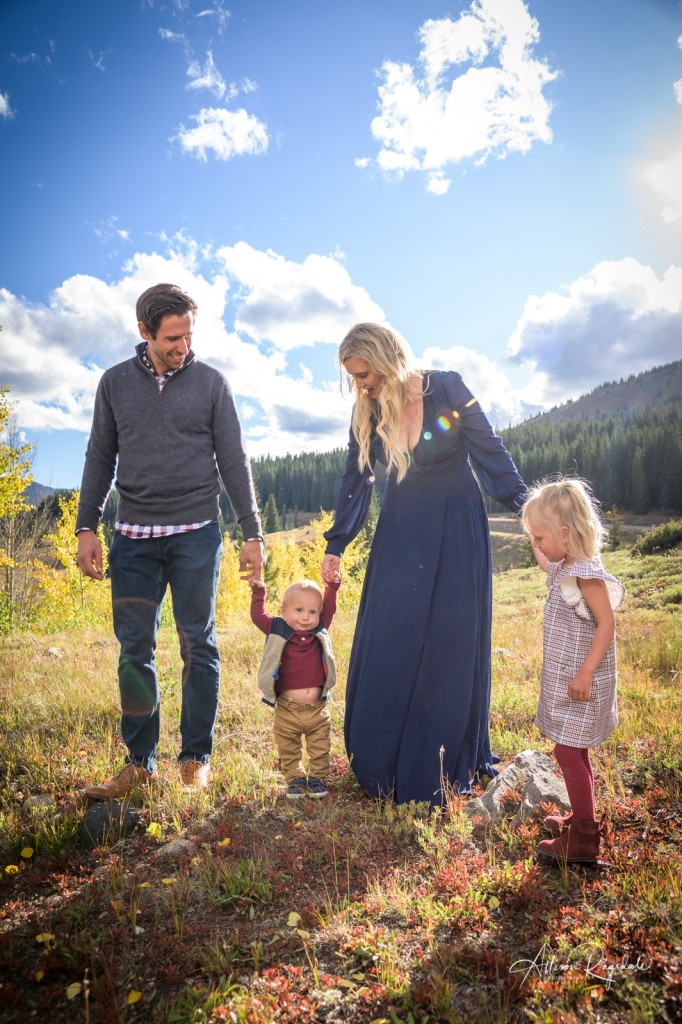 Beautiful family pictures in Durango