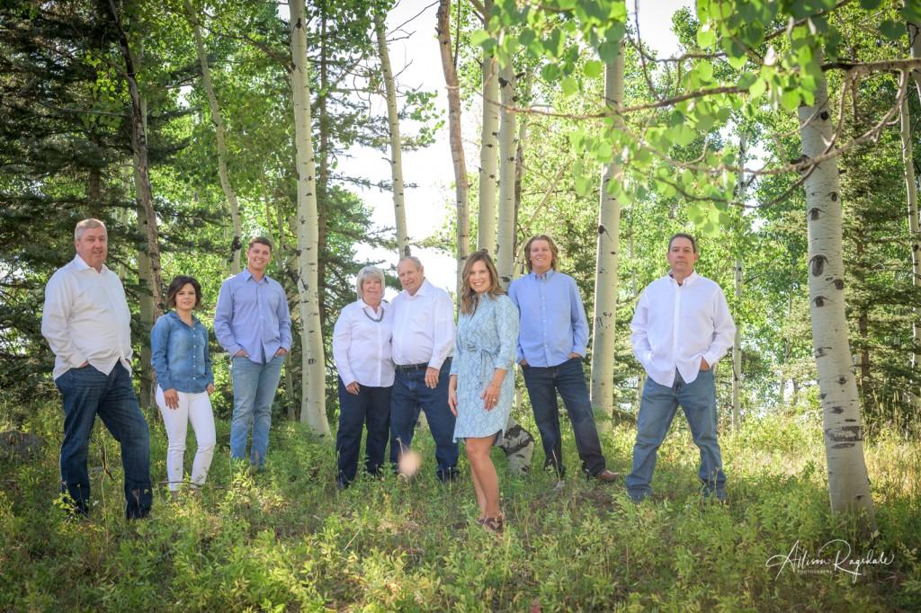 Gorgeous professional family photos