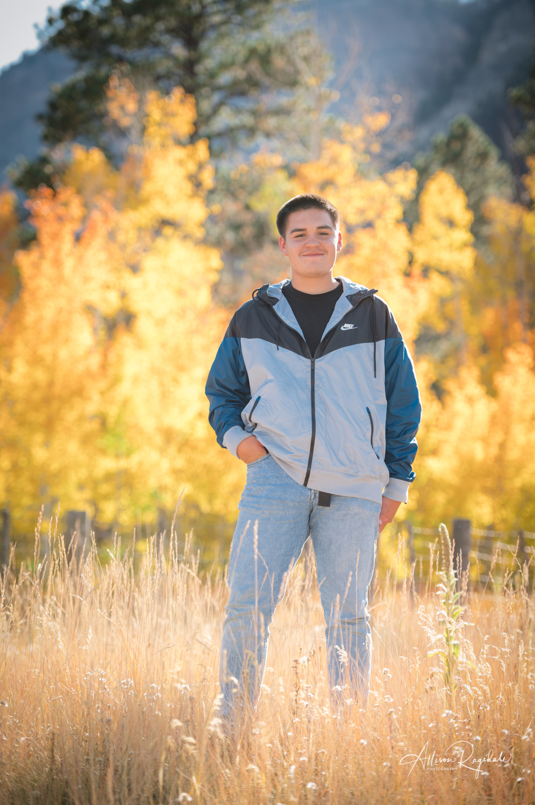 Fall senior pictures cool