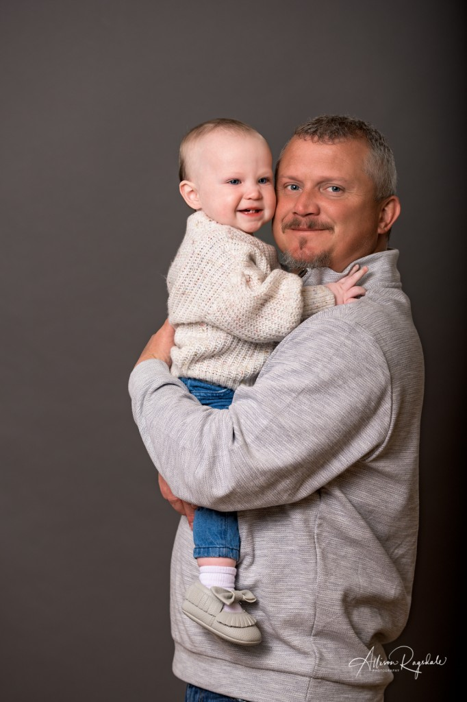 Dad and child photos