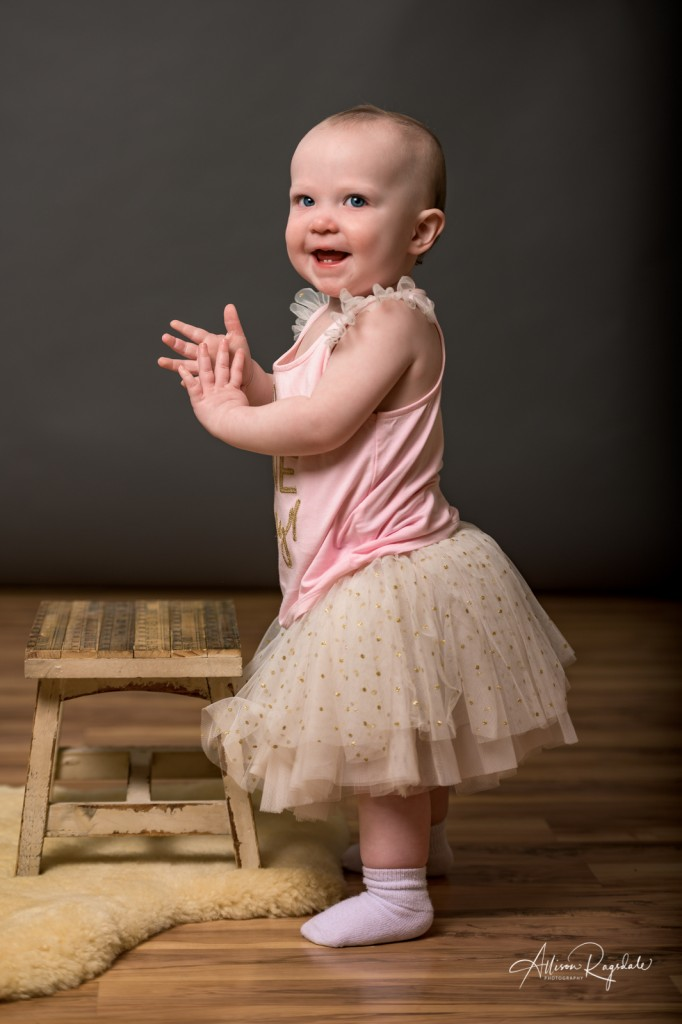 Cute baby professional pictures