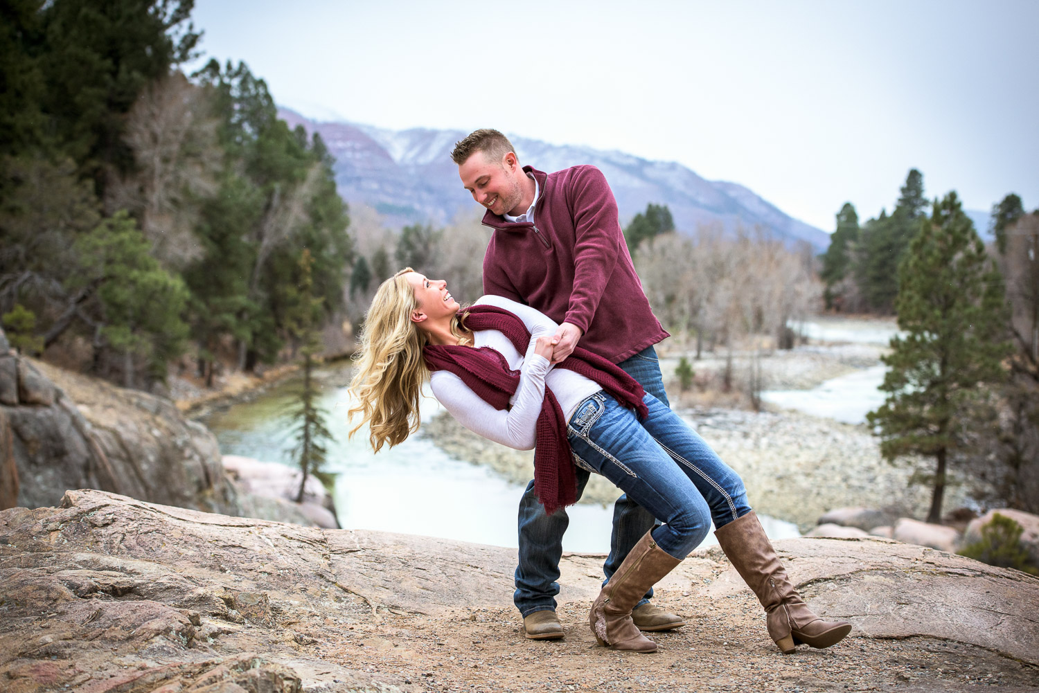 Durango Engagement and Wedding Photography