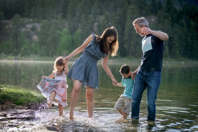 Candid Family Photos by Allison Ragsdale of Durango Colorado