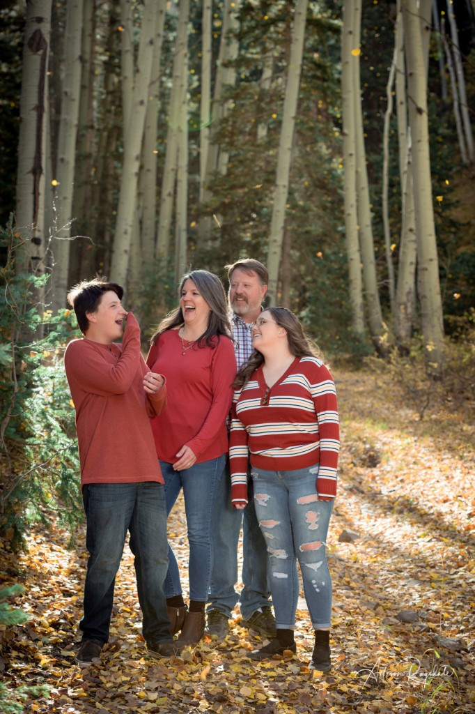 Family photography in Durango
