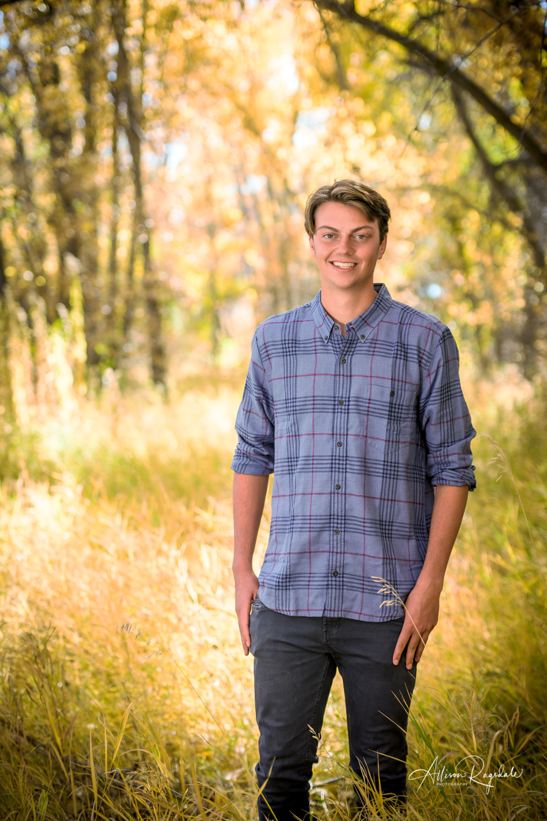 Leland Heinicke's Senior Photos