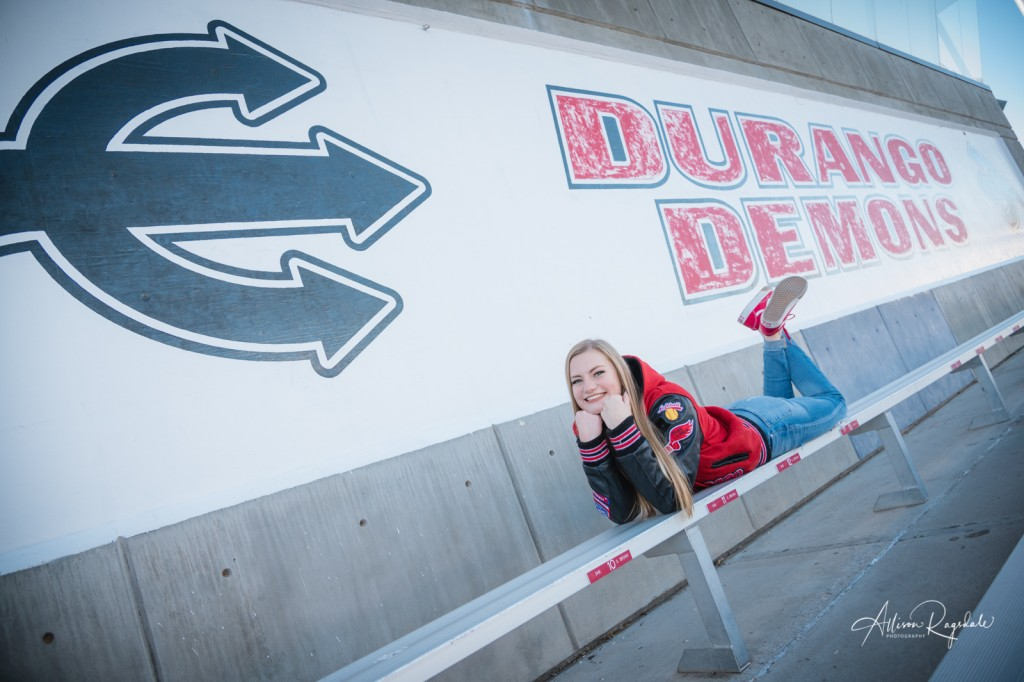 Durango high school senior pictures