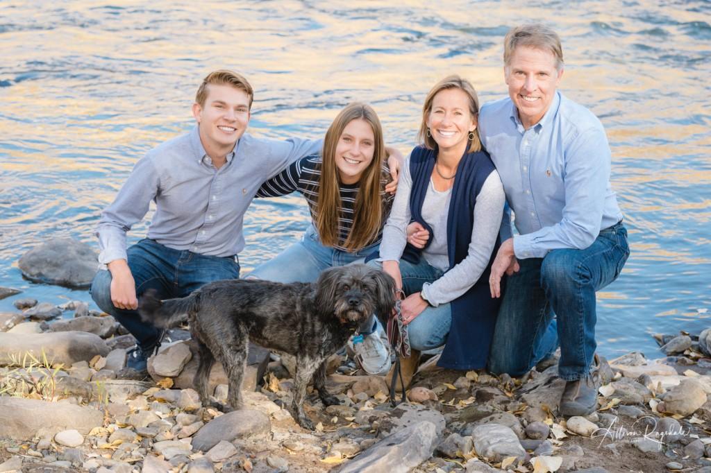 River family photos