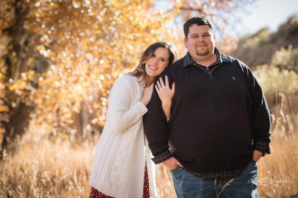 Durango engagement photography