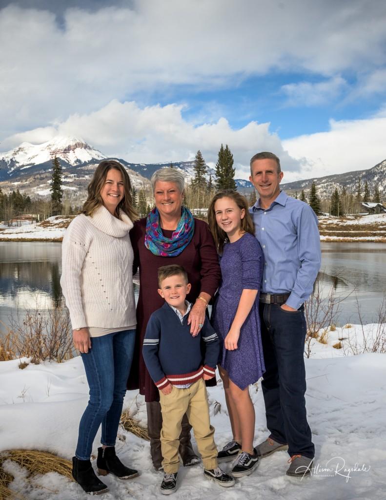 Allison Ragsdale in Durango