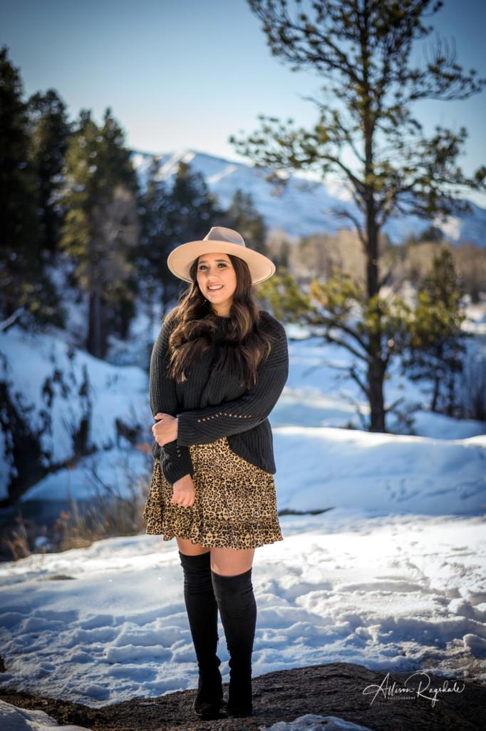 Durango photography for seniors
