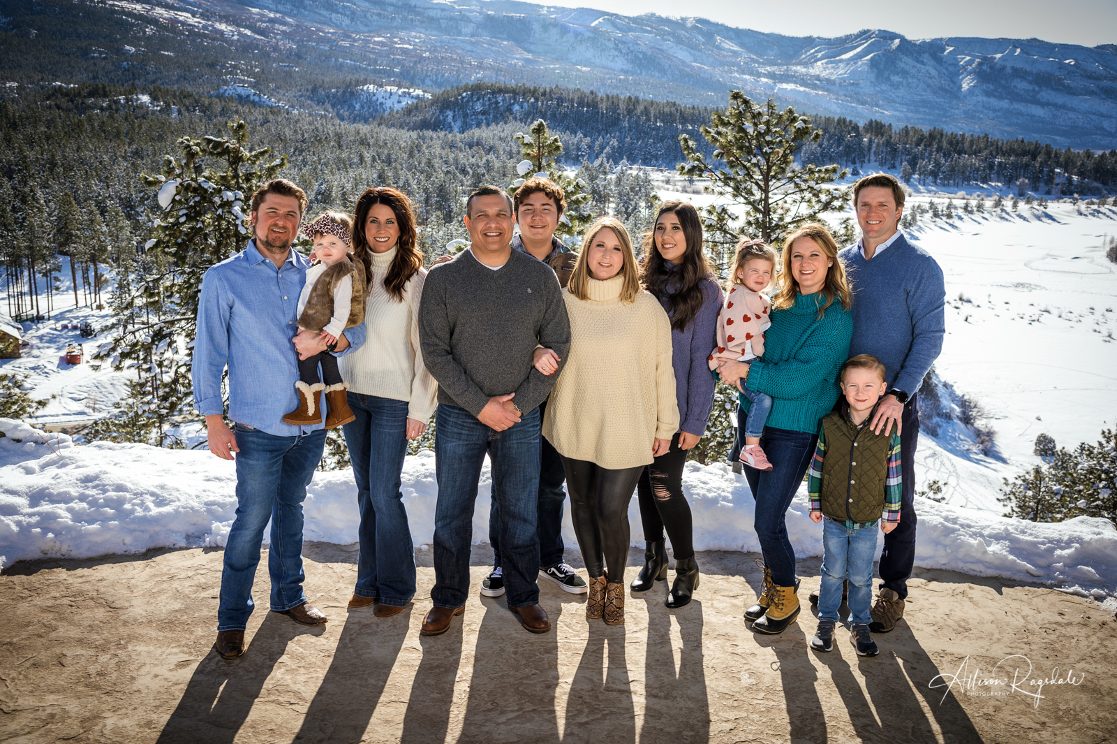 Taylor & Carillo Family Photos