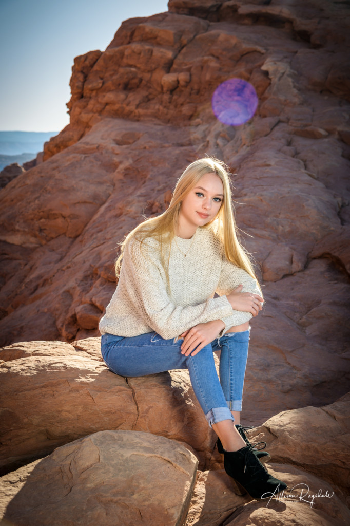 Moab Senior Pictures