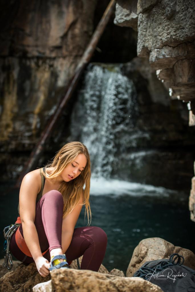 Colorado climbing photography