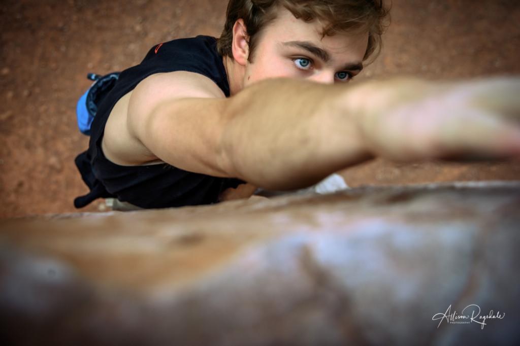 Cool Utah climbing photos