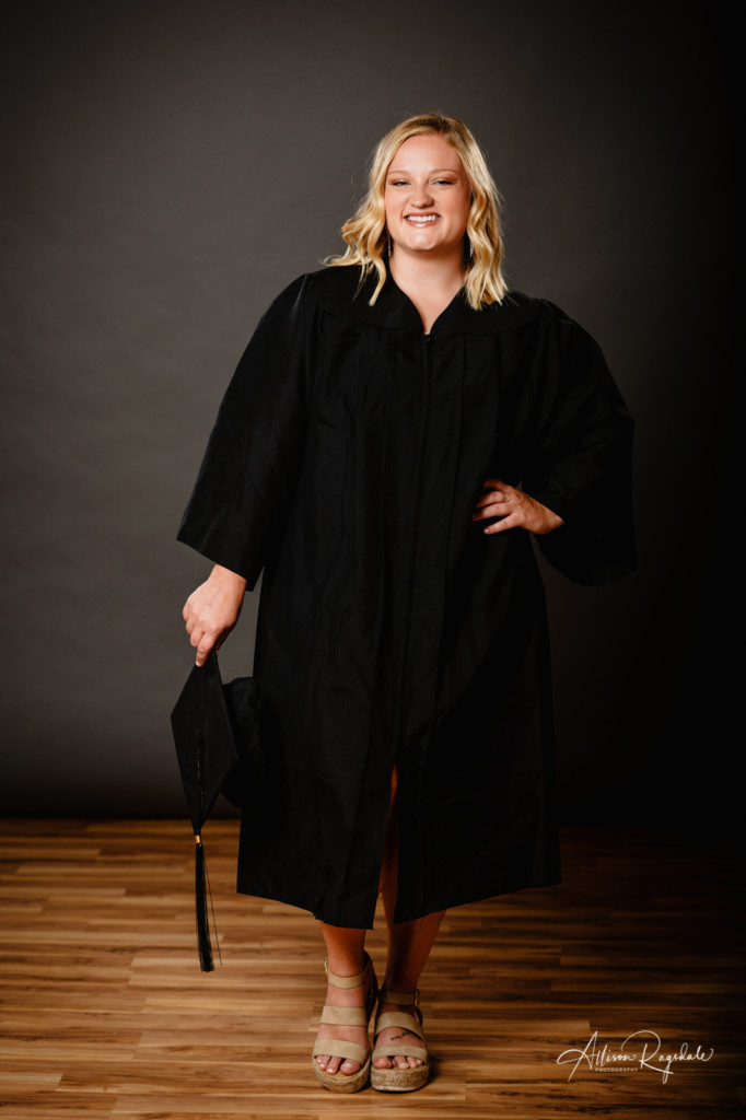 Graduation photos in Colorado