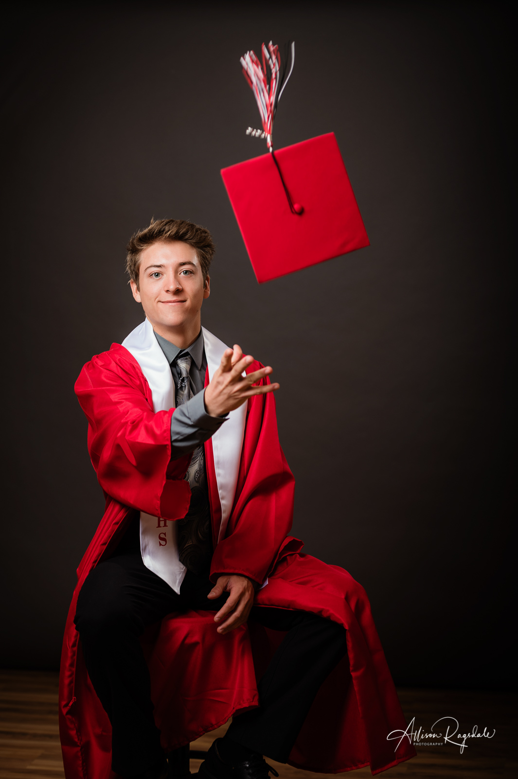 Cap and Grad Pictures