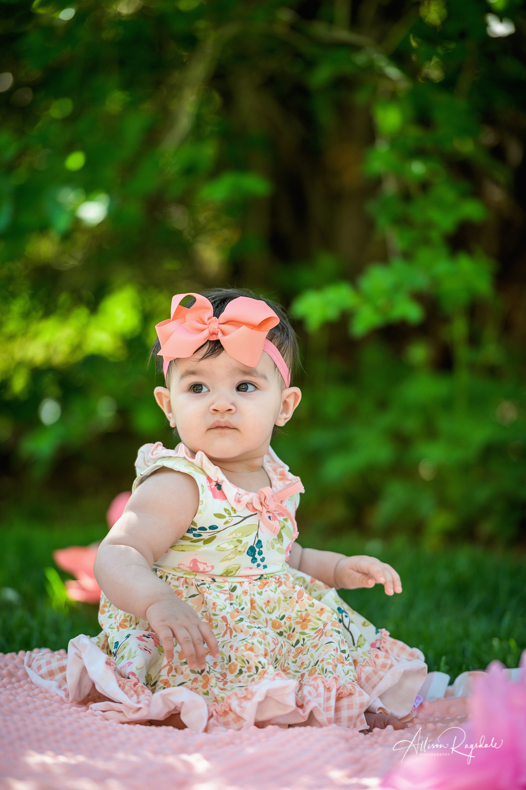 Rosado – 5 Month Pictures