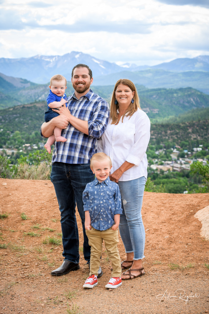 Durango family photographers