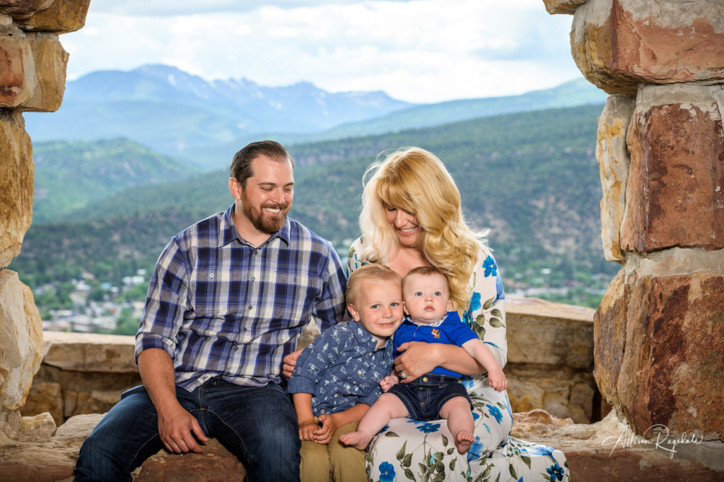 Durango family photography