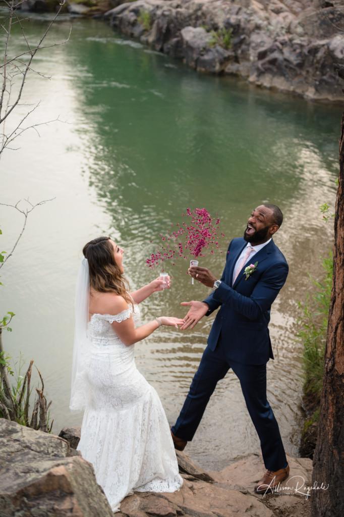 Colorado wedding pictures
