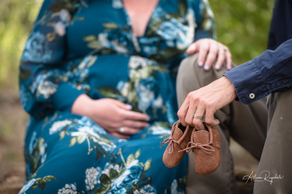 Baby shoe pictures
