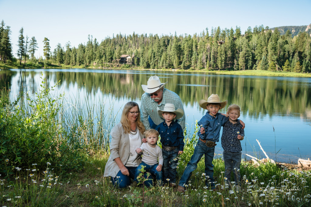 Cowboy family pictures