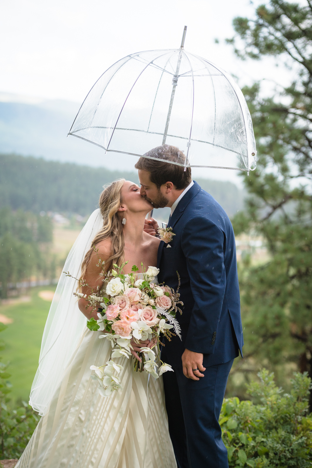 Madison & Brandon's Glacier Club Wedding